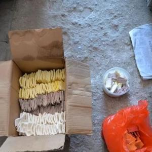 【缉毒】山西临汾一村民被举报贩毒,警方当场查获5.75千克毒品!