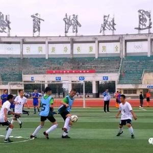 我市举办2020年山西省特奥足球赛